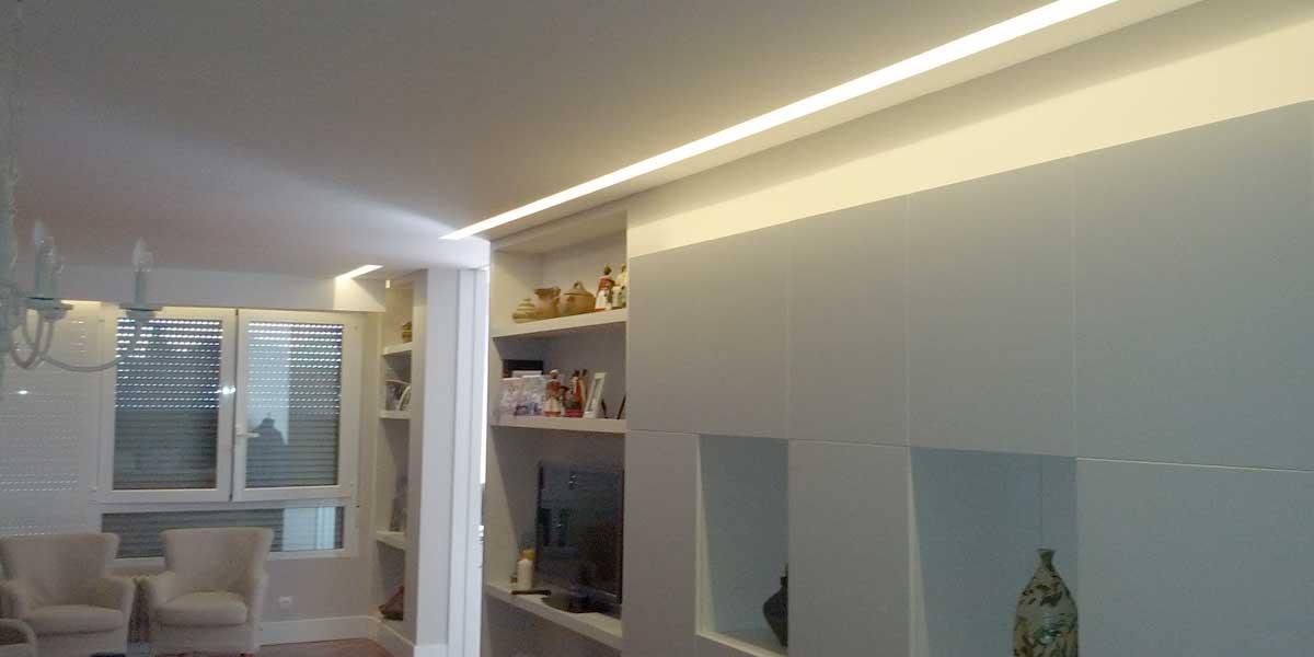 Design bajar techos interiores la mejor galer a de - Bajar techos con pladur ...